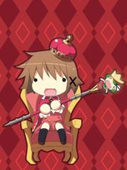 女王ゆの(デフォルメ)